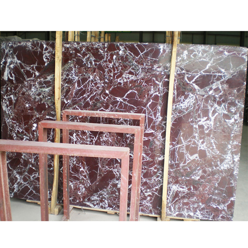 Popular Turkey Rosso Levanto Red Marble Slab