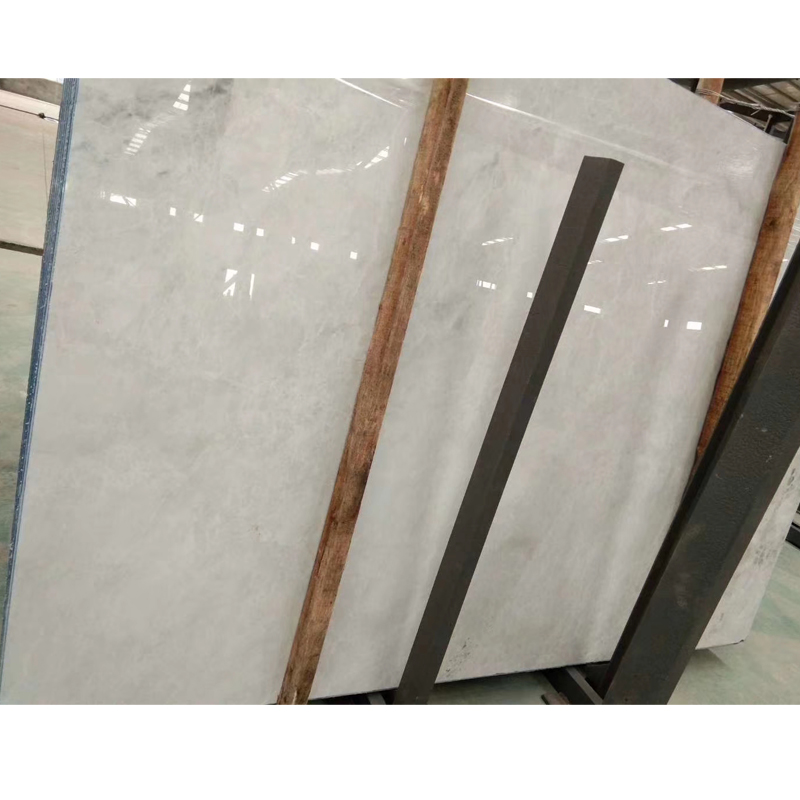 Abba white marble interior wall tiles and floor tiles