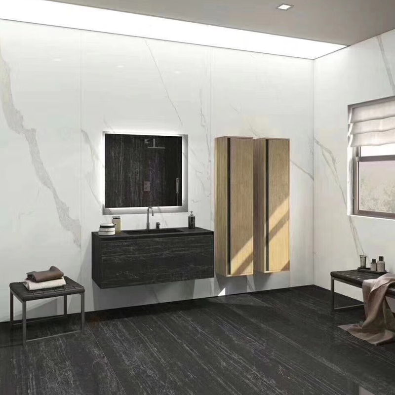 Imperial Black Marble Tile