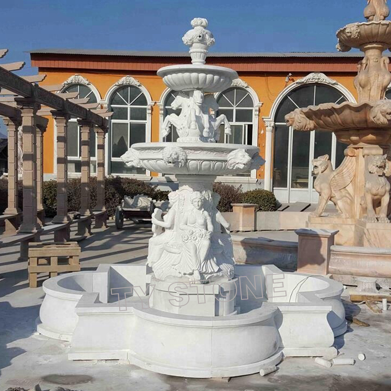 Marble Statues Fountains